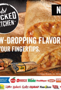 Get your $1 off coupon for Wicked Kitchen #EatWickedKitchen #AD