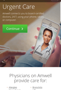 Amwell Is Your Answer For Urgent Care This Cold And Flu Season #Amwell #ad