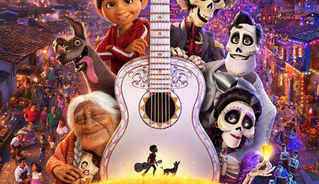 Coco In Theaters TODAY – Plus ChatBook Promo #PixarCocoEvent
