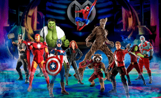 MARVEL UNIVERSE LIVE IS COMING TO PORTLAND! September 22–24, 2017