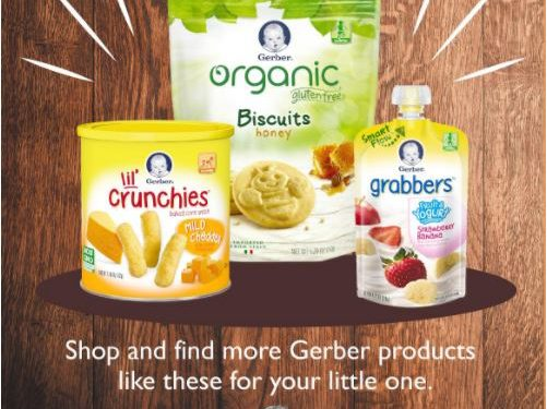 Enter Targets Gerber Baby and Purina Pet Photo Search – Huge Prizes #GigglesAndWiggles #AD