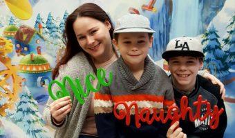 Santa HQ Will Make Santa Holiday Magic Come True! #SantaHQ #AD