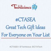 Hottest Tech Gifts This Holiday Season #ad #HolidayGiftGuide #CTASEA