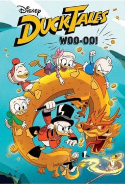 Enter to win DuckTales on DVD #Giveaway
