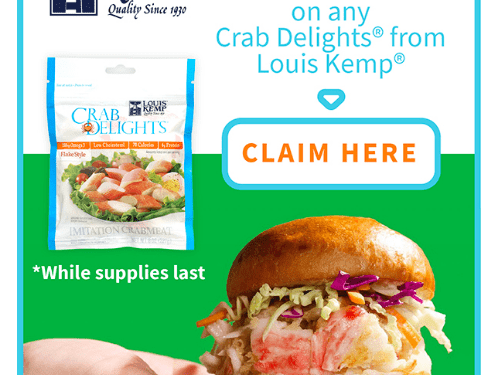 Be The Star Of Your Holiday Party With Louis Kemp® Crab Delights®  – Get a $1 Printable Coupon #AD #CrabDelightfulHoliday