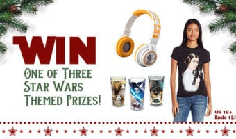 Star Wars Return of the Holiday Gift Guide #Giveaway