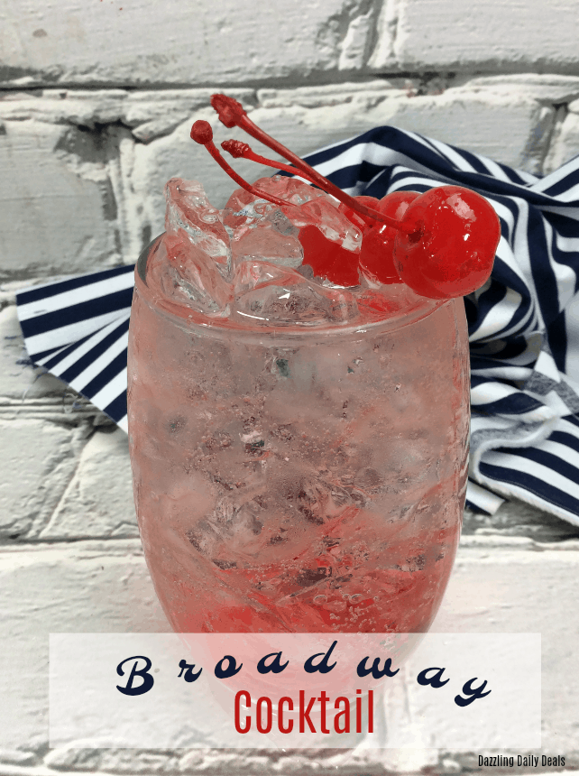 Broadway Cocktail recipe