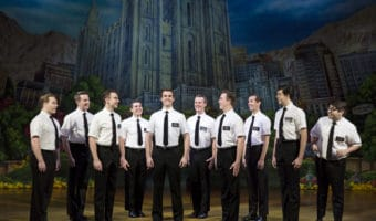 THE BOOK OF MORMON IN PORTLAND – Lottery Tickets For Only $25 #BroadwayInPortland