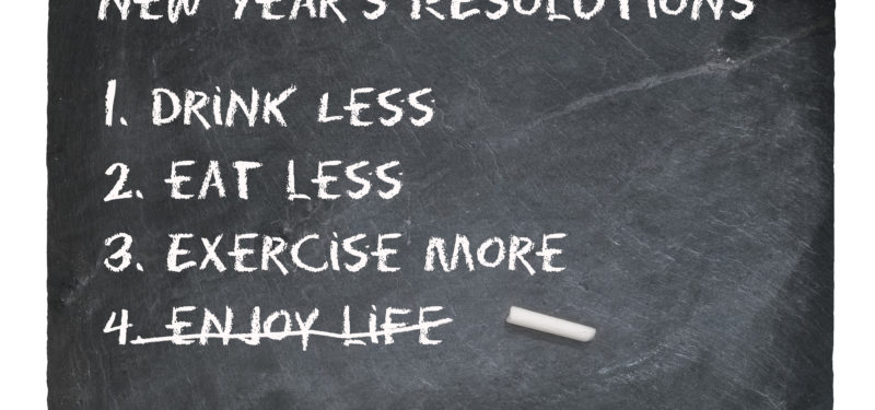 Is Your New Year's Resolution Stressing You Out Or Lifting You Up?