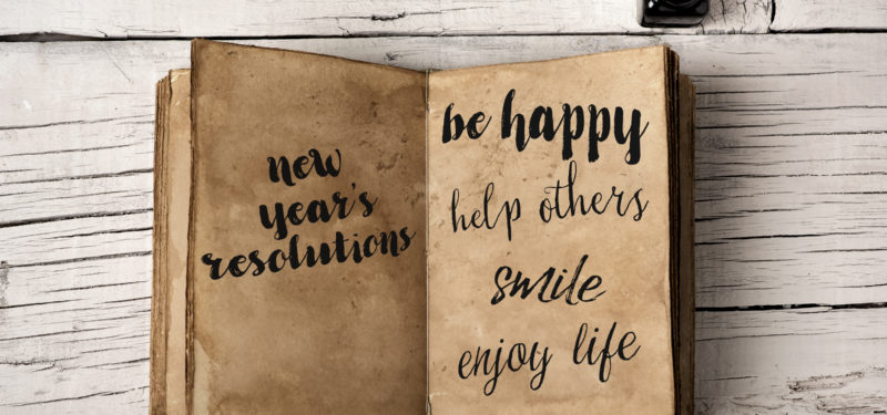 Five Tips to Ensure Your New Years Resolutions Will Stick This Year
