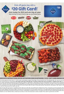 3 HUGE Ways To Save Big On The Big Game With Sam's Club #SamsBigGame #AD