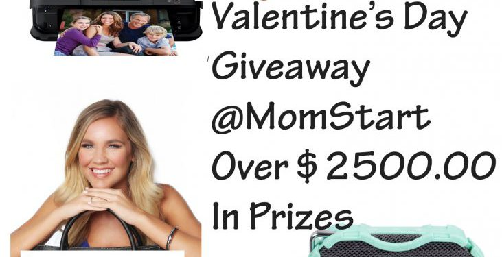 Valentine's Giveaway – Over $2500 in Prizes #Giveaway