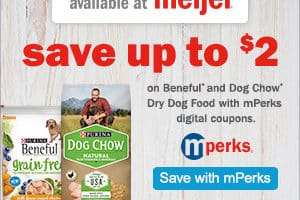 Save On Purina Dog Chow And Beneful At Meijer #AD #CheckYourPetFood