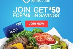 Free Sams Club Membership