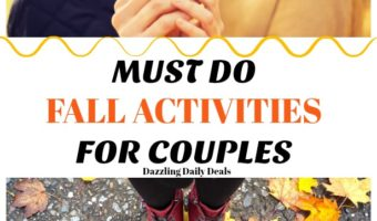 MUST DO FALL ACTIVITIES FOR COUPLES
