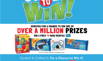 Collect To Win With Nabisco